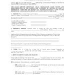 Florida Single Family Residential Lease Agreement